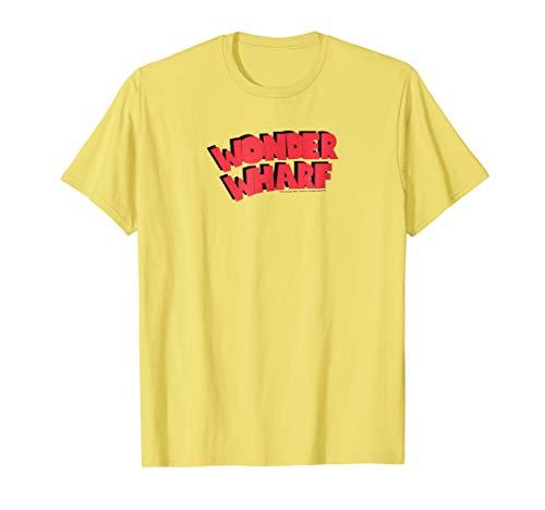 Bob's Burgers Save Wonder Wharf T Shirt