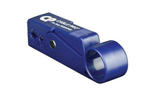 Coax Strip Tool (BELDEN PS59/6/RGB CABLE STRIP TOOL FOR RG-59, RG-6, RGB/MINI COAX)