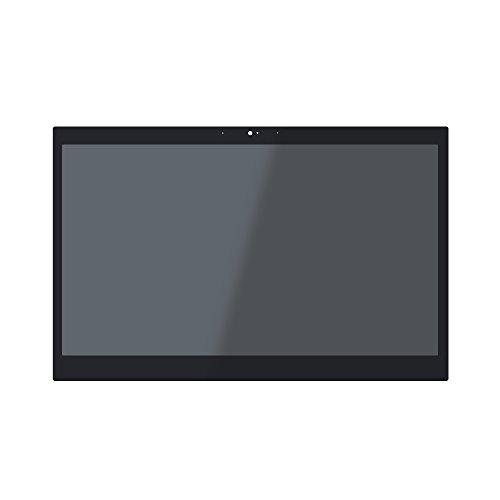 LCDOLED 14.0 inch WQHD 2560x1440 IPS LP140QH1.SPA2 LED LCD Display Touch Screen Digitizer Assembly for Lenovo ThinkPad X1 Carbon 2015 3rd Gen (No Bezel) ()