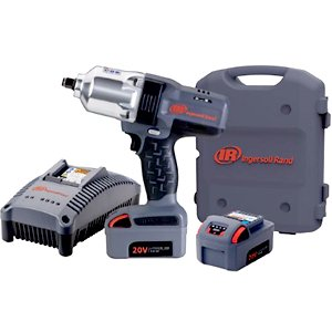 "Ingersoll Rand W7150-K22 1/2"" 20V High-Torque Impact Tool Kit from Ingersoll Rand"