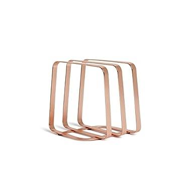 Umbra Pulse Napkin Holder, Copper