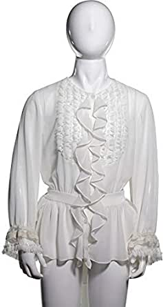Sana'A Kayum Girl'S Ruffle Shirt Dress