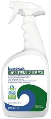 [해외]Boardwalk 47112EA 32 oz Natural All Purpose Cleaner44; Unscented / Boardwalk 47112EA 32 oz Natural All Purpose Cleaner44; Unscented