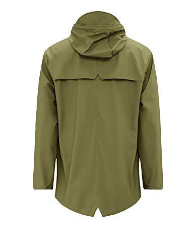 Rains Rains Homme Manteau Sauge Jacket Jacket nqHwf5Rx88