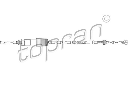 - Accelerator Cable Fits VW Transporter Caravelle T4 Box Bus 1990-1998