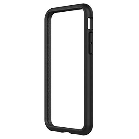 pick up f18b7 24581 RhinoShield Bumper Case FOR IPHONE 8 Plus/IPHONE 7 Plus [CrashGuard] |  Shock Absorbent Slim Design Protective Cover [3.5 M / 11ft Drop Protection]  - ...