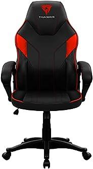 Cadeira Gamer EC1, ThunderX3-2019, Vermelha