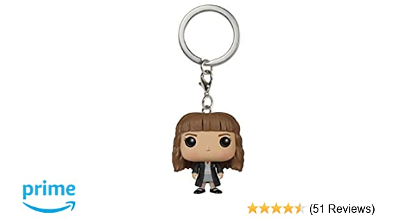 Funko Pocket Pop Keychain: Harry Potter-Hermione Action Figure