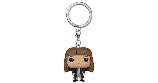 Amazon.com: Funko Pocket POP Llavero: Harry potter-hermione ...