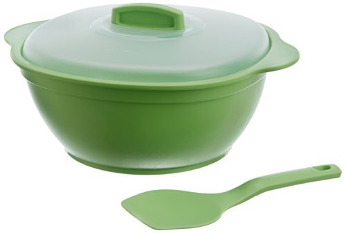 Signoraware Cook N Serve Big, 1.8 litres, Parrot Green Price & Reviews