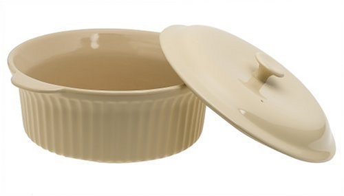 Typhoon Vintage Cream Casserole Large