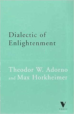 Dialectic of Enlightenment: 15 (Verso Classics): Amazon.co.uk: Adorno,  Theodor W., Horkheimer, Max: 9781859841549: Books
