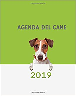 Agenda Del Cane 2019 (Italian Edition): Antonio Caputo ...