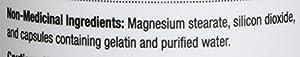 Prairie Naturals Mag Force Magnesium & Malic Acid Capsules