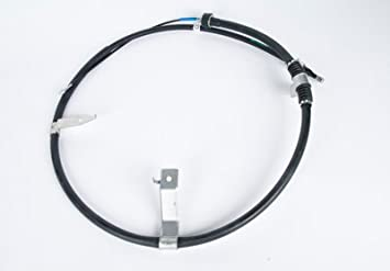 ACDelco 15017169 GM Original Equipment Rear Parking Brake Cable Assembly