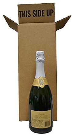 Magnum Vino/Botella de Champán Caja de envío (10 cajas): Amazon.es: Amazon.es