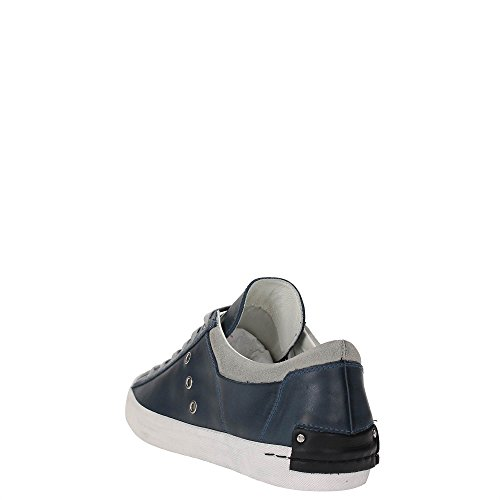 Crime London , Baskets pour homme bleu bleu 44 EU