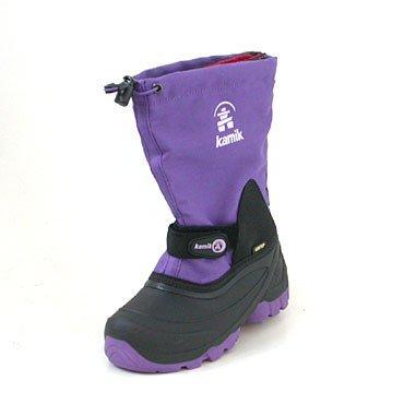 936e7bab Kamik Waterbug 5G Boots, purple/violet: Amazon.co.uk: Shoes & Bags