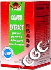 Poria Combo Extrait (Nei Re Shi Qing Du Pian) 50 Comprimés X 3