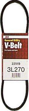 - General Utility V-belt Replacement Belt For