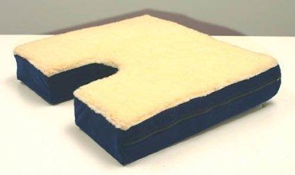 (Coccyx Foam Seat Cushion with Fleece Top 18