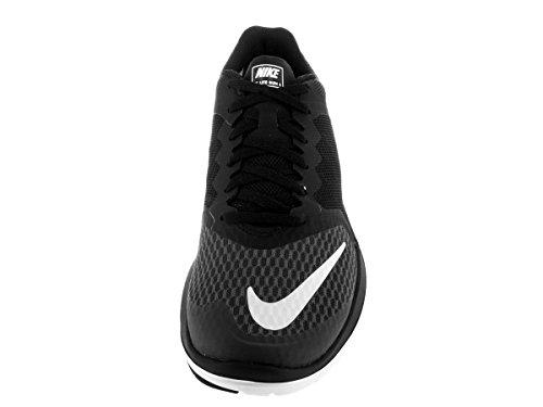 Nike Wmns Nike Fs Lite Run 3 - Zapatillas de running Mujer Negro (Anthracite / White-Black)