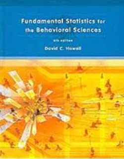 Amazon cengage advantage books fundamental statistics for fundamental statistics for the behavioral sciences 6th sixth edition text only fandeluxe Gallery