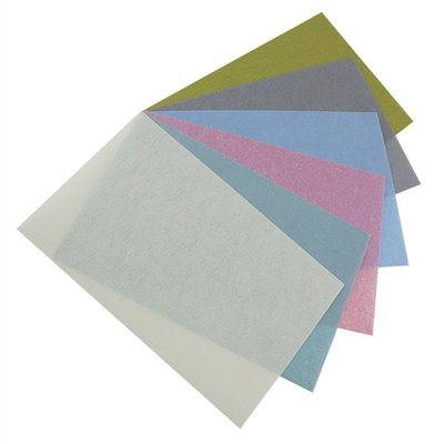 Cool Tools - 3M Polishing Paper - Complete Set