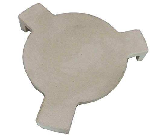 - soldbbq Ceramic Plate Setter, Heat Deflector - Fit for 15