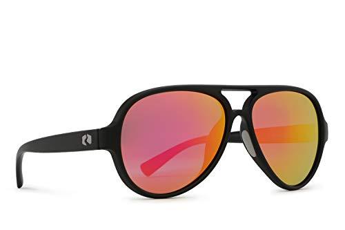 Rheos Palmettos Aviator Floating Polarized Sunglasses   100% UV Protection   Floatable Shades   Ideal for Fishing and Boating   Anti-Glare   Unisex   Gunmetal   ()