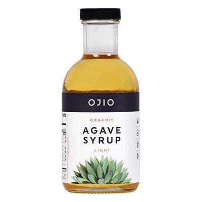 100% Agave Tequila (Ojio Agave Syrup - 100% Organic - 500 mL)