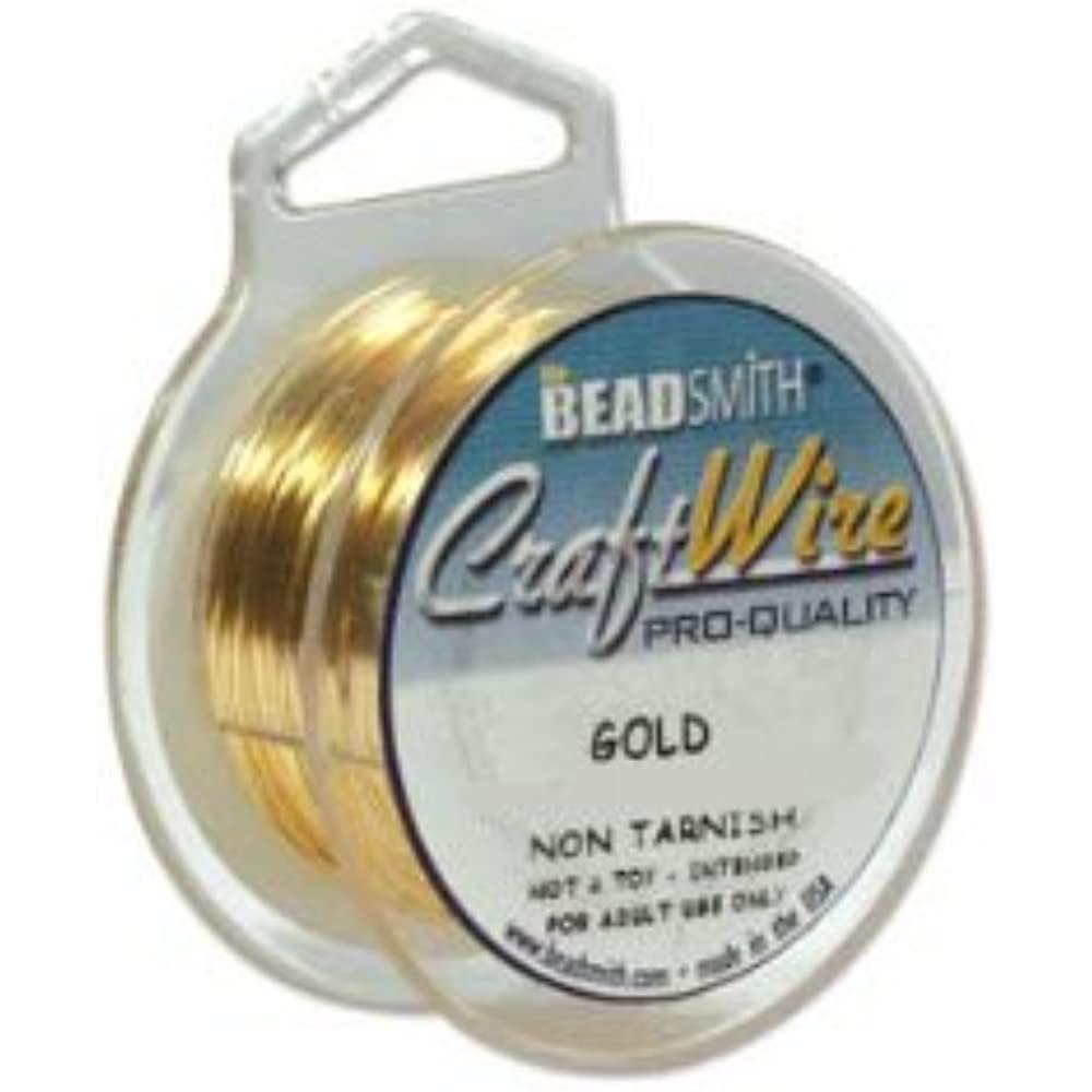 Craft Wire by Beadsmith Pro Quality Non Tarnish wire