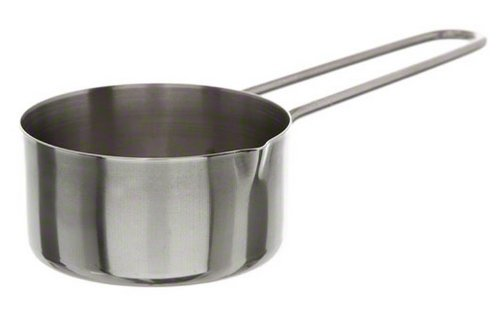 American Metalcraft (MCW13) 1/3 Cup Stainless Steel Measuring Cup