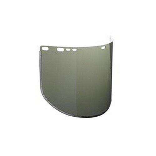 F30 J3442 9'' x 15.5'' x .040'' Acetate Face Shield, 10x20, Clear