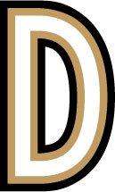[해외]LD-D 레터 칼 D 스티커 LETTER DECAL (7.6 cm) / Ld-d Letter Decal D Sticker LETTER DECAL (7.6 cm size)
