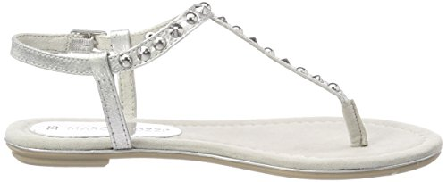Sandalia silver Mujer 28127 Para Pulsera Marco Plateado Con Tozzi pcCEwpq6