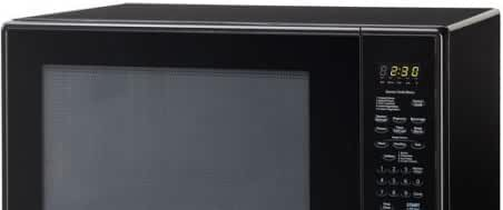 Carousel Countertop Microwave Oven 2.2 cu. ft (Black)
