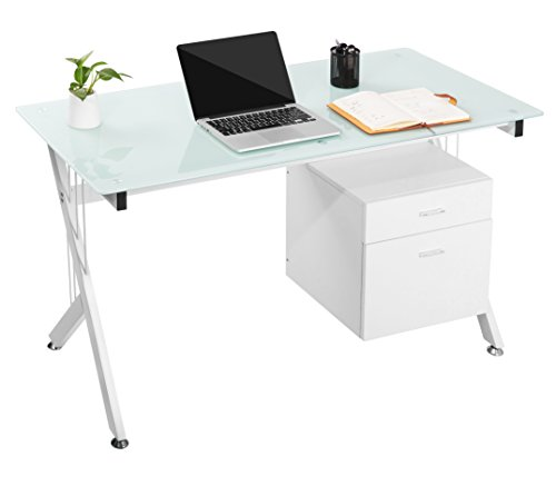 Glass Desk - 9