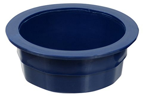 World Pet Heavy Weight Crock Bowl, X-Large, Sapphire