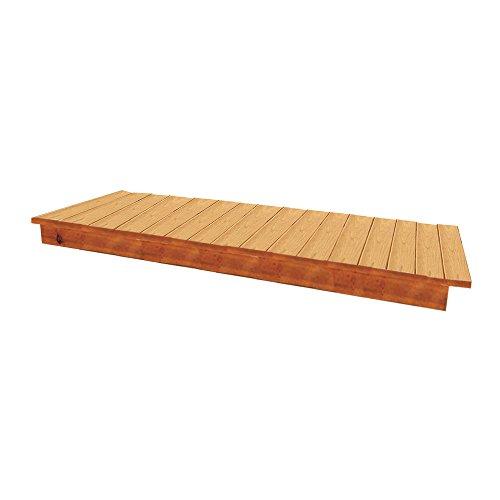 (Handy Home Products Phoenix Combination Cedar Bench/Table, 8-Feet)