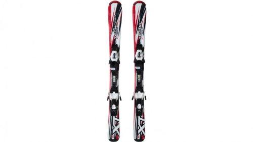 Tecno Pro Kinder Ski XT Team + Tecno NTC45/NTL75 Bindung im Set, Größe:120