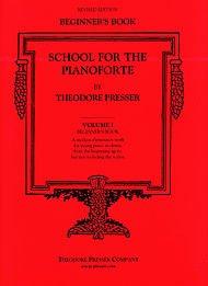 Download School for the Pianoforte pdf epub