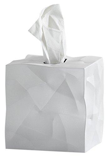 Essey Wipy - Scatola per fazzoletti bianco Gilberts ES05301