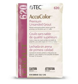 Tec AccuColor Premium Unsanded Grout 9.75 lb (STERLING #909)
