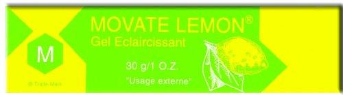 Movate Lemon Dermal Lightening -