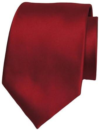 Benoit Florent corbata rojo uni Primo: Amazon.es: Ropa y accesorios