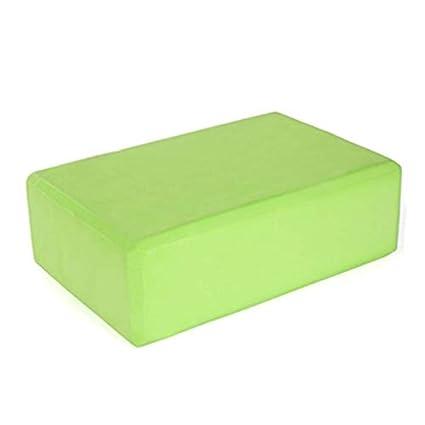 Amazon.com : Tomeco Yoga Block Brick 7 Colors Home Yoga ...