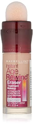 Maybelline New York Instant Age Rewind Eraser Treatment Makeup, 0.68 Fluid Ounce