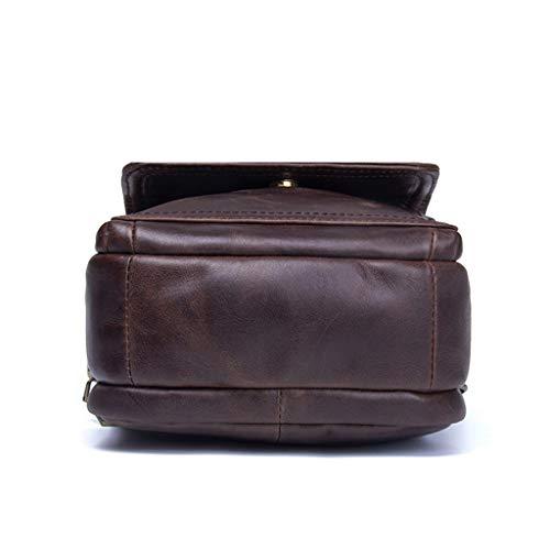 5 Libero 3 Uomo Inch Teens 93 l 7 Handbag Tempo Brown Il Sightseeing 48 Tracolla Per 90 College Borsa W Messenger H A xw6Ut07