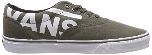Vans Hombre big Ryj Dusty Verde Zapatillas Doheny Logo Olive white Logo Big Para wOUxHTq14w
